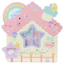 Sanrio Japan Little Twin Stars House Sticky Notes Post it Memo