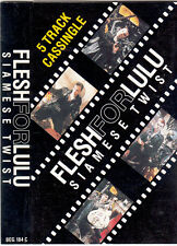 FLESH FOR LULU  Siamese Twist - 1987 5 Track Cassette