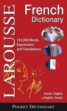 Larousse Pocket Dictionary : French-English  English-French