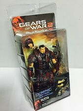 "NECA GEARS OF WAR 2 (SERIES 4) DOMINIC SANTIAGO THERON DISGUISE 7"" ACTION FIGURE"