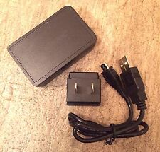 Original Blueant Bluetooth Replacement Power Adapter Charger & USB Micro Cable