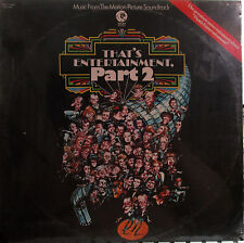 That's Entertainment, Part 2 (Soundtrack) Leslie Caron,Judy Garland,Astaire (ss)
