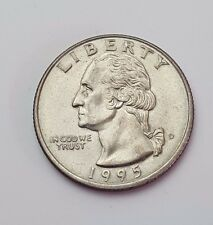 U.S.A - LIBERTY - DATED 1995 - QUARTER DOLLAR COIN - AMERICAN COIN