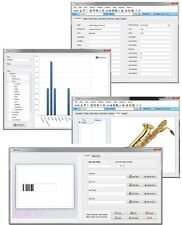Musical Instrument School Band Insurance Inventory Collection Tracking Software