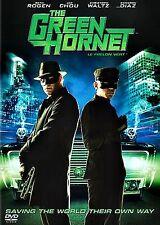USED  BLU-RAY // The Green Hornet  //Jay Chou, Seth Rogen,  Cameron Diaz