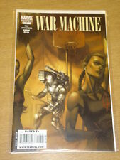 WAR MACHINE #7 MARVEL COMICS 1990'S VARIANT EDITION COVER