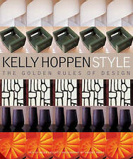 Acceptable, Kelly Hoppen Style: The Golden Rules of Design, Hoppen, Kelly, Book