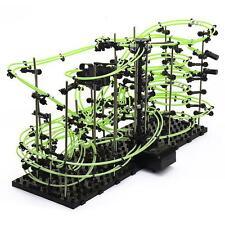 Level 4 Glow iIn Dark Rail 26 M Perpetual Rollercoaster Marble Run Coaster Uk