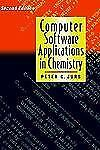 Computer Software Applications in Chemistry, 2nd Edition-ExLibrary