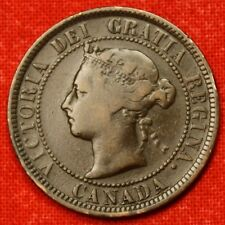 1886 CANADA LARGE CENT PENNY GREAT COLLECTOR COIN GIFT CALC70