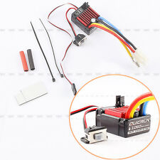 Hobbywing QuicRun 1060 60A Brushed Electronic Speed Controller For RC Car HOT