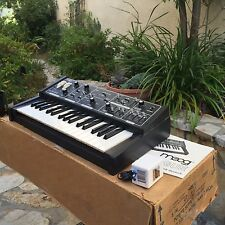 MOOG ROGUE VINTAGE ANALOG SYNTH - RARE!!! V EARLY SERIAL + ORIG BOX & MANUAL