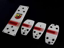 Pedaliera Sportiva Fiat Punto - Punto Abarth Bianco