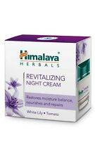 Himalaya Herbals Revitalizing Night Cream make skin soft & rejuvenate 25 GM