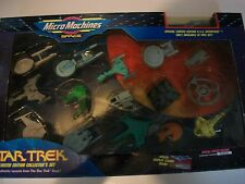 Star Trek Micro Machines Limited Edition Collectors set 1  low ed.#002547
