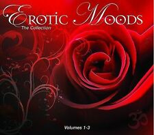 Erotic Moods: The Collection, Vol. 1-3 * by Nusound (CD, Jan-2006, 3 Discs,...
