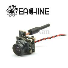 Eachine Fatbee FB90 25MW 48CH 520TVL AIO VTX CMOS 1/4 FPV Camera NTSC/PAL New