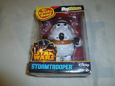 NEW IN BOX STAR WARS MR POTATO HEAD POPTATERS STORMTROOPER HASBRO DISNEY NIB