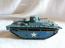 Tank char blindé  2ème guerre mondiale - 1/72 -  A identifier - Batalion US army