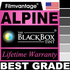 "BLACK BOX ALPINE 50% VLT 36"" x 70"" WINDOW TINT ROLL 91.44cm x 177.8cm"