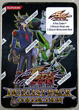 Yu-Gi-Oh Trading Card Game Duelist Pack, Tin Box Collection Englisch