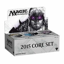 M15 2015 Core Set Booster Box MAGIC MTG Factory Sealed In Stock NEW ENGLISH