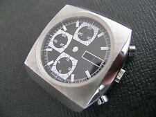 VALJOUX 7750  -  Uhrgehäuse mit Zifferblatt