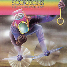 Fly to the Rainbow by Scorpions (CD, Feb-1988, Bmg/Rca Records Label)
