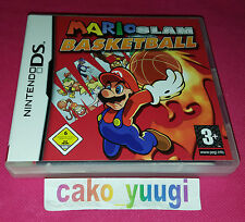 MARIO SLAM BASKETBALL NINTENDO DS TRES BON ETAT VERSION 100% FRANCAISE