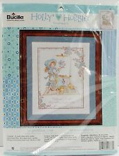 """Bucilla Counted Cross Stitch 2007 Holly Hobby """"Kindness Is"""" #4537  NIP Craft Kit"""