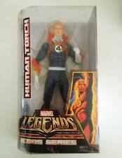 Toybiz / Hasbro 1/6 MARVEL LEGENDS ICON - Human TORCH ( Fantastic 4 ) - Rare