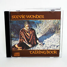 Stevie Wonder - Talking Book - music cd album