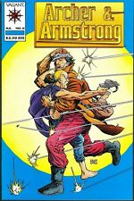 Archer & Armstrong 0 NM+ 9.6-9.8 Pre-Unity Valiant 1st APPEARANCE 1st Issue 1992