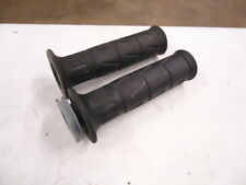 2005 Kawasaki Z750s ZR750K Hand Grips w Plastic Throttle Cable Sleeve