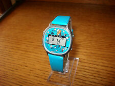 Seiko Alba Tom & Jerry Bubble Animation Watch 1980s Japan No Game