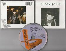 Elton John CD Ice on Fire (C) 1985