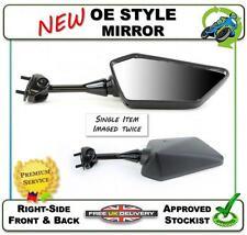 Nuevo Reemplazo de especificaciones OE Espejo Lado Derecho Kawasaki Ninja 250R 08 - 12 MRK012R