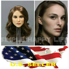 1/6 Natalie Portman female head KIMI KT008 / Hot Toy Phicen ❶US SELLER❶