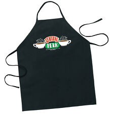 CENTRAL PERK - FRIENDS APRON - BRAND NEW - TV SHOW COFFEE 06882