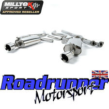 Milltek Ford Mondeo ST220 Stainless Steel Cat Back Exhaust System 2003 HATCH