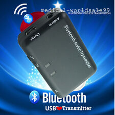USB Bluetooth Wireless A2DP Stereo Audio Hifi Transmitter Adapter transmission