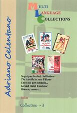 Adriano Celentano Collection 3 DVD. 5 movies US seller