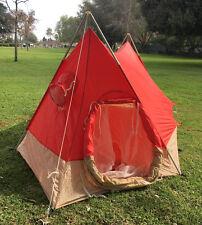 Vintage 1973 REI Crestline Elite 2 Man 4 Season A Frame Tent Mountaineering