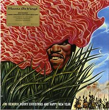 "JIMI HENDRIX MERRY CHRISTMAS AND HAPPY NEW YEAR VINILE EP 10"" NUOVO SIGILLATO"