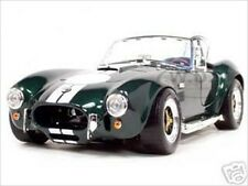 1964 SHELBY COBRA 427 S/C GREEN 1:18 DIECAST MODEL CAR BY ROAD SIGNATURE 92058