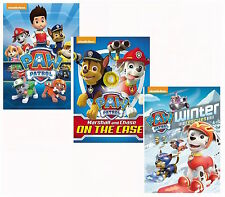 Paw Patrol 25 Episode DVD TV Series Collection Kids Children Toddler Video Young