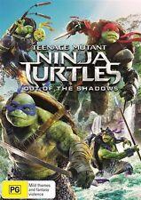 Teenage Mutant Ninja Turtles - Out Of The Shadows (BRAND NEW & SEALED DVD  Reg 4