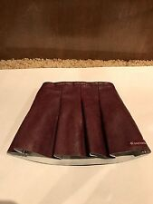 """American Girl 18"""" Doll Tenney Grant Meet Outfit Leather Western Skirt ONLY"""
