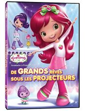 Fraisinette - De grands reves sous les projecteurs (DVD) French language NEW