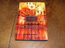 THE CANDIDATES by INARA SCOTT 2010 HB 1ST  A Talents Novel